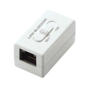 ELECOM ネットワークセキュリティ LD-DATABLOCK01