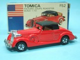 TOMICA F52 PACKARD COUPE ROADSTER