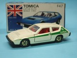 TOMICA F47 LOTUS ELITE