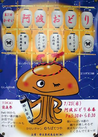 20100711 都立家政 阿波踊り かせい連 中野区若宮 鷺宮 02