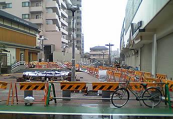 20070218雨の中村橋nakamurabasi