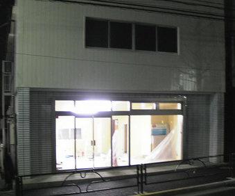 20090225鷺宮 ホットモット 中杉通り ゴリラ
