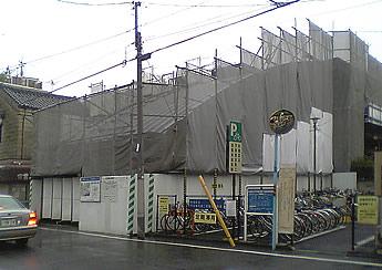 20060917下井草駅北口