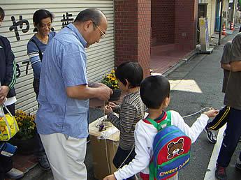 20061029鷺宮地区まつり