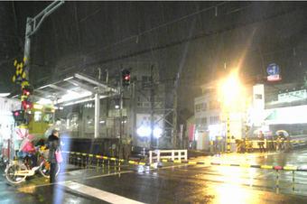 20100203鷺宮 鷺ノ宮駅