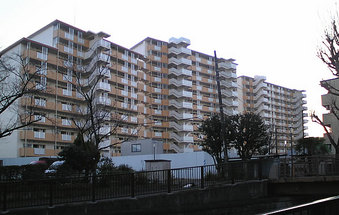 20100110都営鷺宮住宅