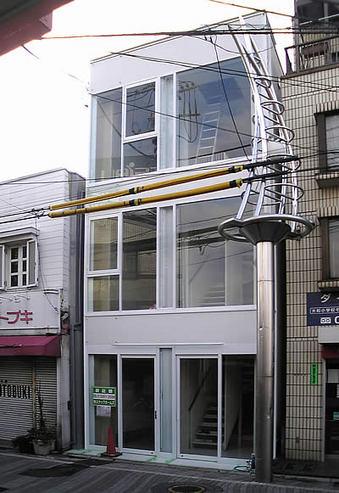 20081214都立家政駅前ビル