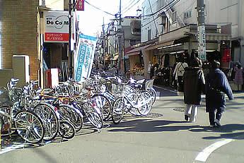 20061203鷺ノ宮駅北口