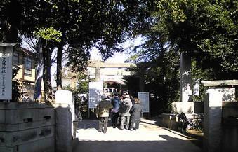 20090101鷺宮八幡神社