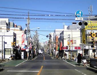 20100101鷺ノ宮駅