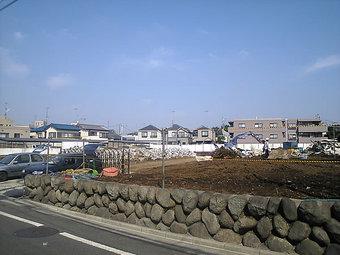 20080808漬物御殿跡地