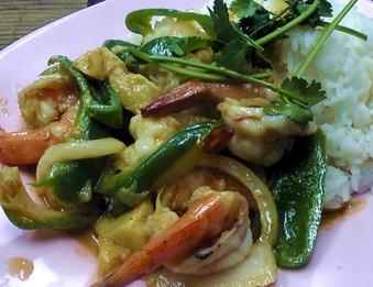 20090326 FUNDEE タイ料理 ファンディー 鷺宮 さぎのみや