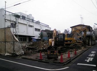 20100306 鷺宮3丁目 鷺ノ宮駅前郵便局 グレンマウス ペルル 膳