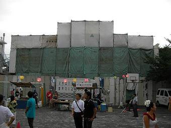 20090801sagishow_taiikukan