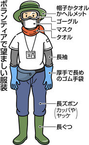 服装 災害 ボランティア ボランティア:朝日新聞デジタル