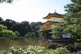 金閣寺背面