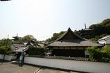 当麻寺の二つの塔