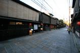 新橋通の茶屋街1