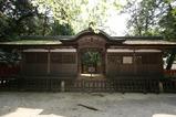 石上神宮 拝殿2