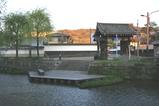 白川の川面のスペース3