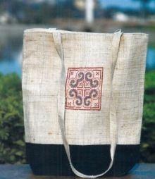ターイ族のクロスステッチの手刺繍