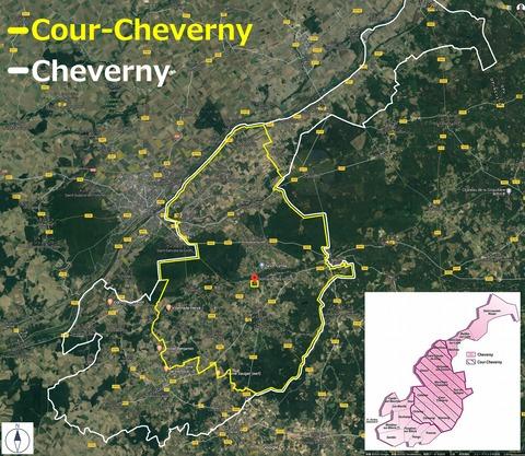 Cheverny_Cour01