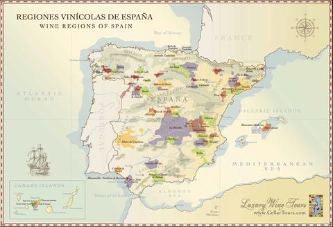 SpainRegions