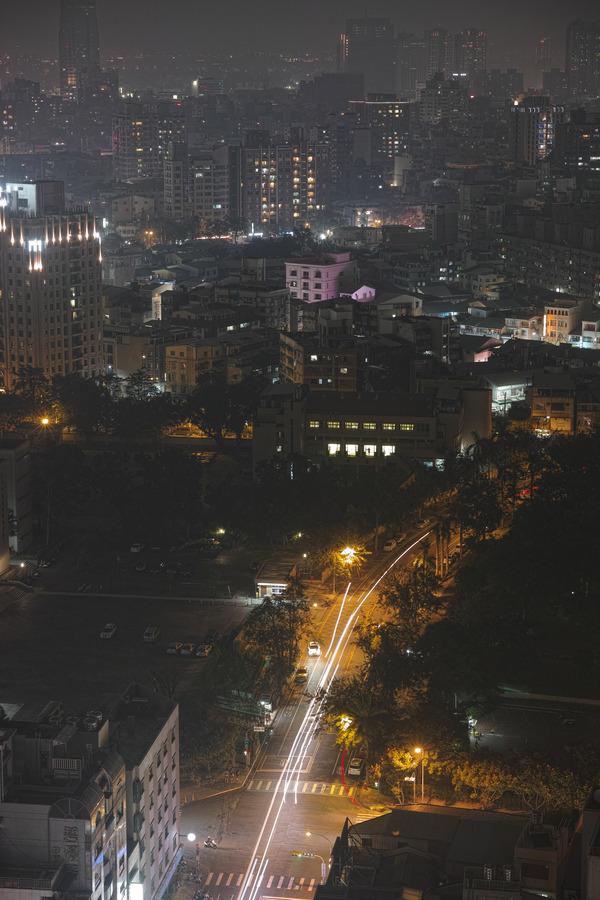Taichung Night