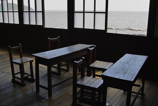 海辺の教室