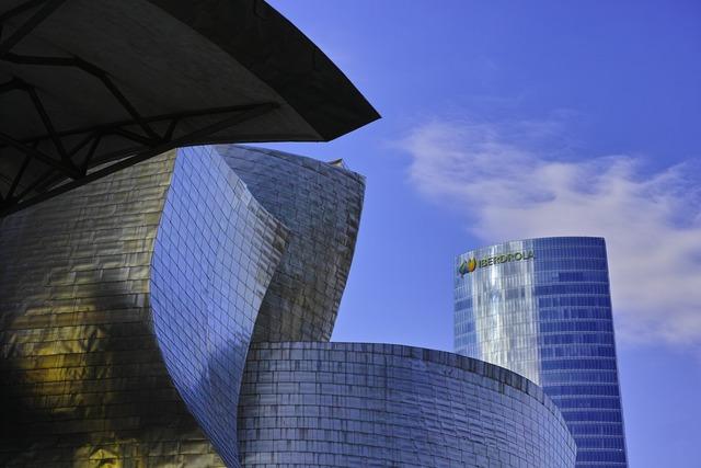 Museo Guggenheim Bilbao(グッゲンハイム美術館)