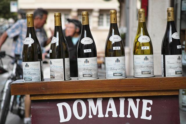 ワインの町、ボーヌ
