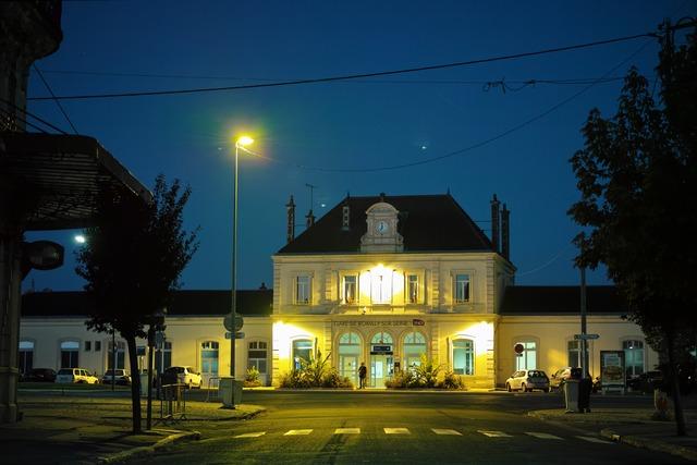 Gare de Romilly Sur Seine 2