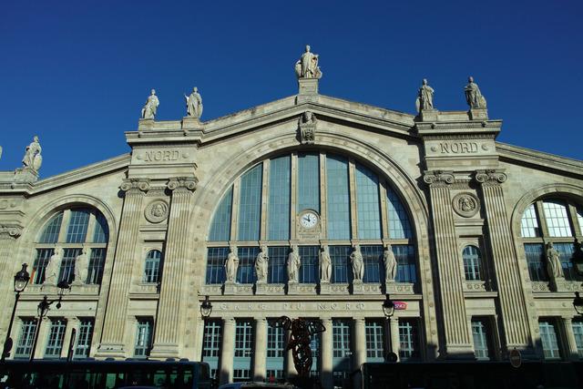 Gare du Nord (北駅)