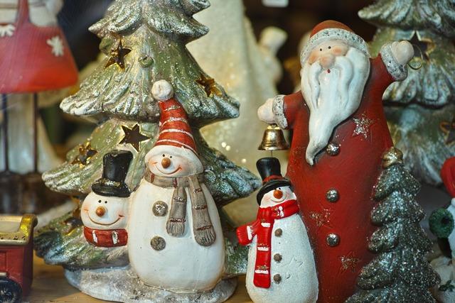 クリスマスの部品