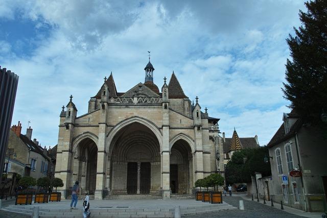 La Collégiale Notre-Dame de Beaune