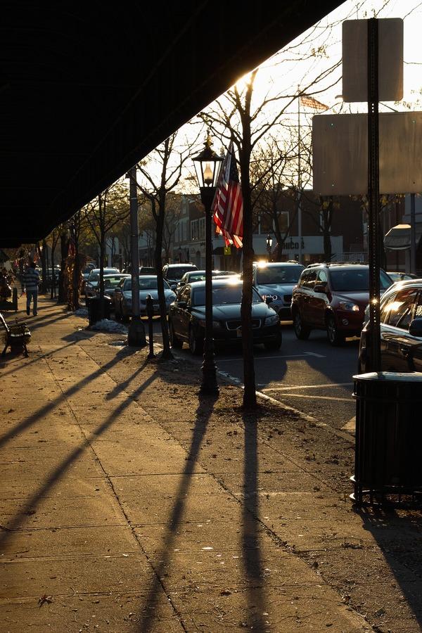 Sunset Street (落日の街角)