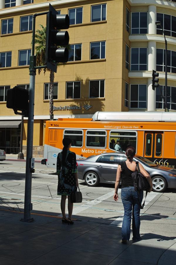 Modern Pasadena Streets