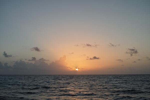 El Sol Naciente (日の出)