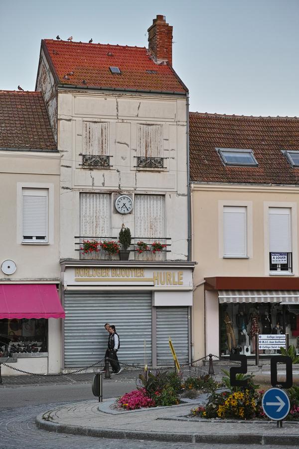 Forme des Rues (街角の形)