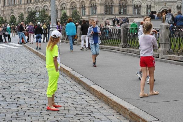 Russian Snapshots
