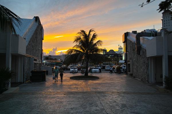 Cancun y yo...  メキシコ・カンクンの残像