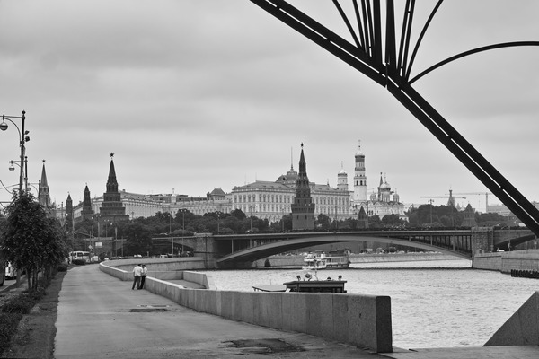 Moscow a la Paris 2 (パリ風に仕上げたモスクワ 2)