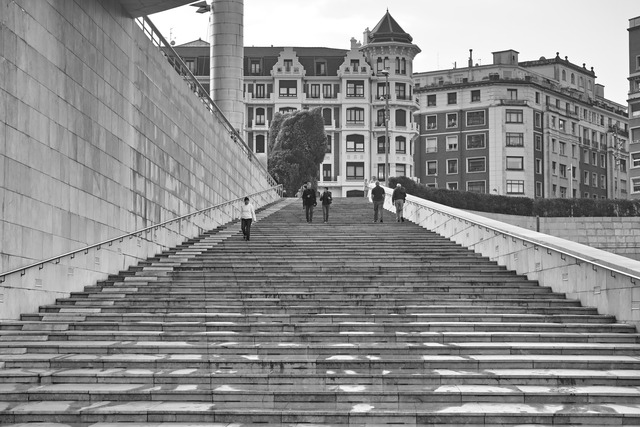 Gran Escalera (大階段)