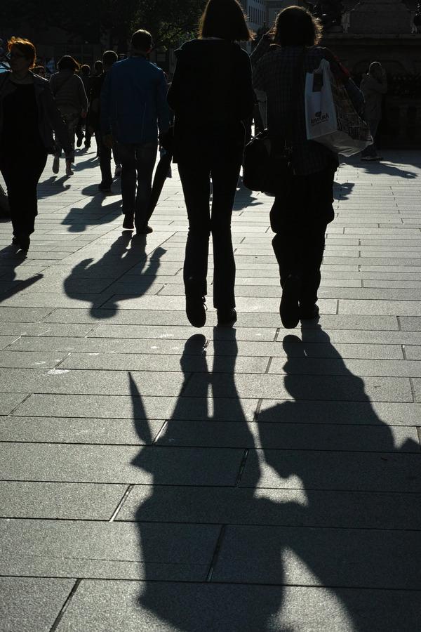 Der Schatten (影)