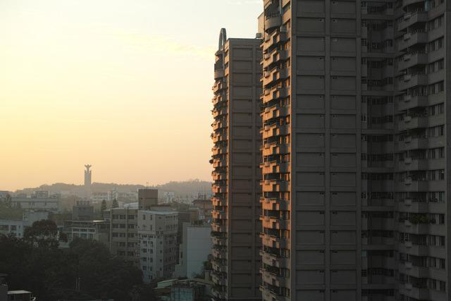 新竹の朝と夜
