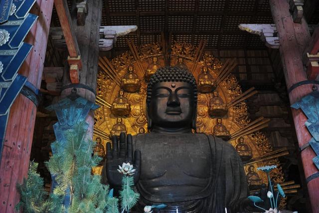 SIGMA dp2 Quattroで奈良の大仏