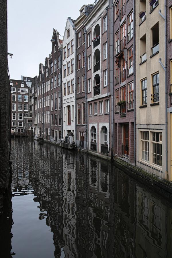 アムステルダムの残像