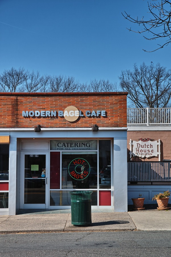 MODERN BAGEL CAFE (Reprise)