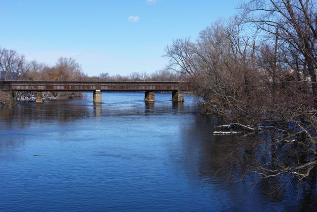 A Bridge Over Passaic River 2