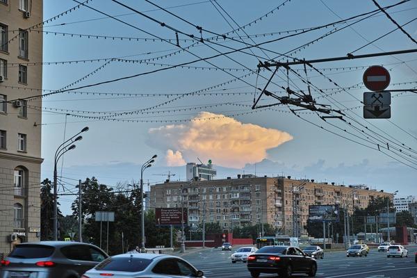 メリルの空(モスクワ編)